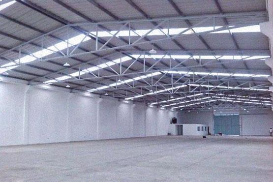 Hangares Industriales